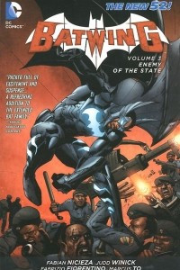 Batwing: Volume 3: Enemy of the State