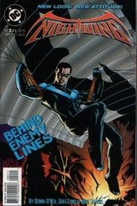 Nightwing Vol 1 #2 The Renewal