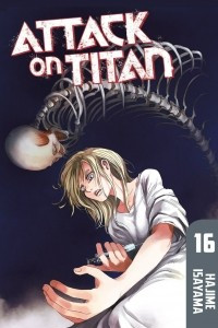 Attack on Titan: Volume 16