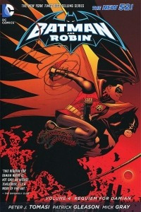 Batman and Robin: Volume 4: Requiem for Damian