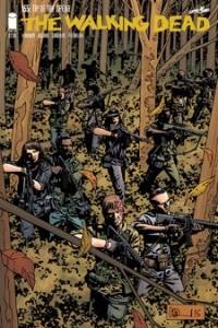 Ходячие мертвецы. Том 26: Призыв к оружию. Выпуск 155