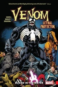 Venom, Vol. 3: Lethal Protector - Blood in the Water