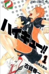 Haikyuu!! (Волейбол!) Vol. 1