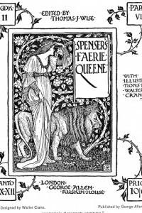 The Faerie Queene. Book II