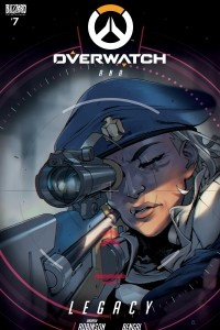 Overwatch #7: Legacy