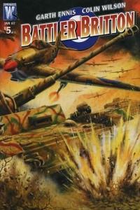 Battler Britton #5