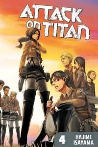 Attack on Titan: Volume 4
