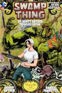 Swamp Thing by Scott Snyder: The Deluxe Edition
