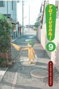 Yotsuba&!, Vol. 09