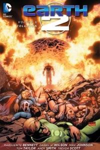 Earth 2 Vol. 6: Collision