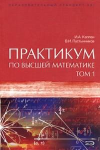 Практикум по высшей математике. В 2 томах. Том 1