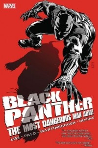 Black Panther: The Most Dangerous Man Alive: The Kingpin of Wakanda