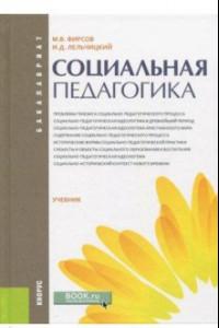 Социальная педагогика (для бакалавров). Учебник