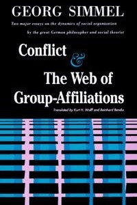 Conflict and the Web of Group-Affiliations