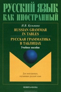 Russian Grammar in Tables / Русская грамматика в таблицах