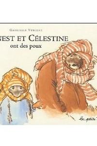 Ernest et Celestine ont des poux
