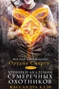 Хроники Академии Сумеречных охотников. Книга первая