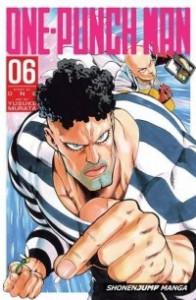 Ванпанчмен, Том №6. One-Punch Man, Vol. 6