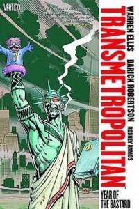 Transmetropolitan, Vol. 3: Year Of The Bastard