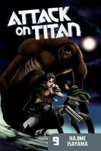 Attack on Titan: Volume 9
