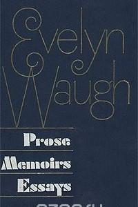 Prose. Memoirs. Essays