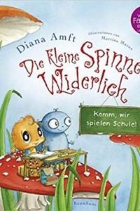 Die kleine Spinne Widerlich - Komm, wir spielen Schule!