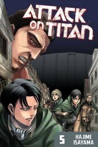 Attack on Titan: Volume 5