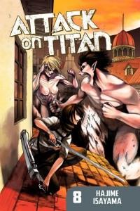 Attack on Titan: Volume 8