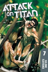Attack on Titan: Volume 7