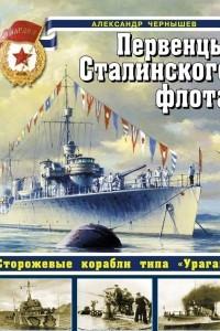 Первенцы Сталинского флота. Сторожевые корабли типа
