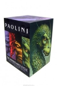 Inheritance Cycle 4-Book Trade Paperback Boxed Set (Eragon, Eldest, Brisingr, Inheritance)
