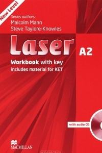 Laser A2: Workbook with Key