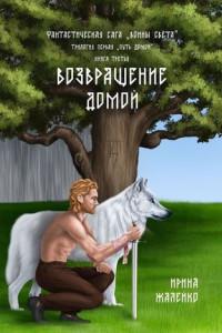 Возвращение домой. Книга третья. Фантастическая сага «Воины света». Трилогия первая «Путь домой»