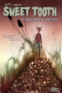 Sweet Tooth: Volume 4: Endangered Species