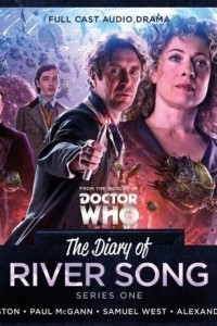 Doctor Who: The Diary of River Song