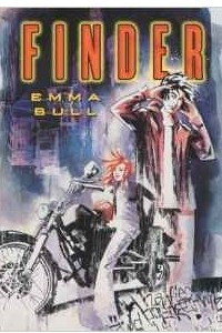 Finder: A Novel of the Borderlands by Bull, Emma [Paperback(2003/7/13)]