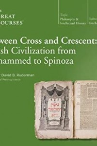 Between Cross and Crescent: Jewish Civilization from Mohammed to Spinoza