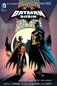 Batman and Robin: Volume 3: Death of the Family