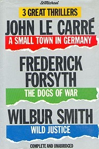 A small town in Germany. The dogs of war. Wild justice