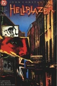Hellblazer #41