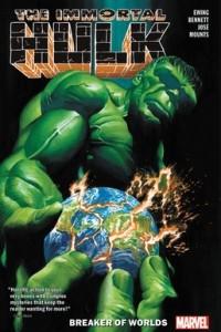 Immortal Hulk, Volume 5: Breaker of Worlds