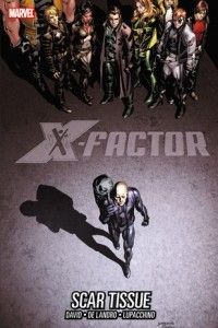 X-Factor, Vol. 12: Scar Tissue