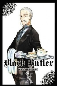 Black Butler Vol.10