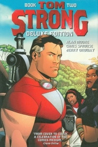 Tom Strong Deluxe Edition Vol. 2