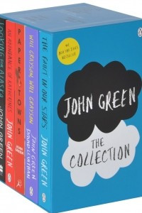 John Green ? The Collection: The Fault in Our Stars, Looking for Alaska, Paper Towns, An Abundanc