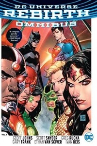 DC Universe: Rebirth, Omnibus