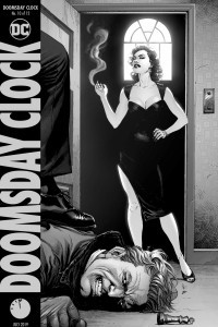 Doomsday Clock #10: Action