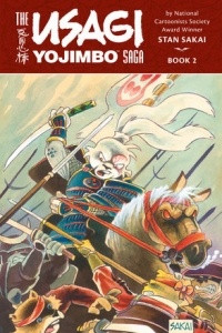 Usagi Yojimbo Saga, Volume 2
