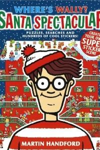Where's Wally? Santa Spectacular