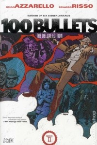 100 Bullets Deluxe Edition Volume 2